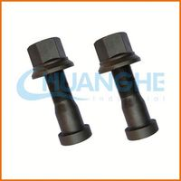china supplier cone point bugle head bolts