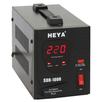 Home Desktop Relay type 1000VA Power Voltage Regulator Stabilizers AVR
