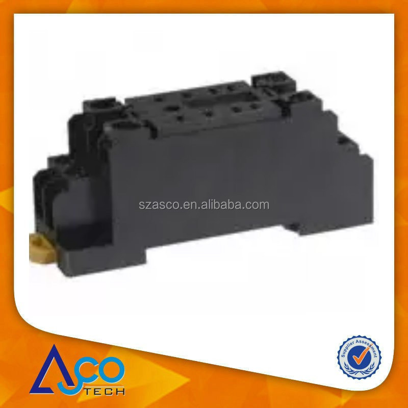 PYF08A-E RELAY SOCKET TRACK MNT MY SER Relay Sockets original new from China Supplier