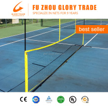 High quality Professional portable tennis net and posts for sale