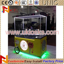 factory direct sale ice cream cart,Food cart,Mobile food cart