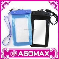 Cheap prices phone pvc waterproof case for iphone 6 plus