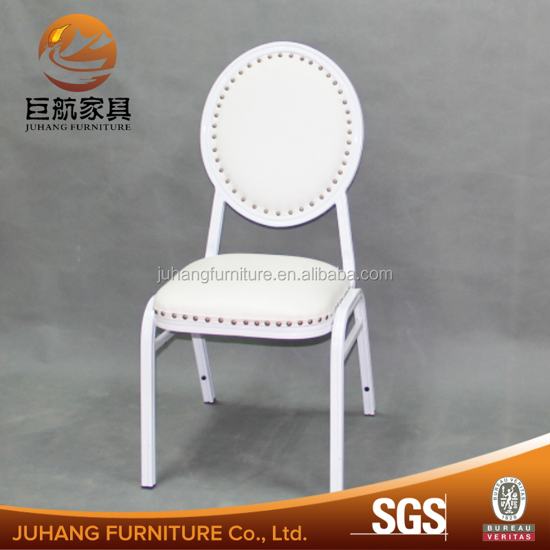 Best Sponge Cheap Stacking Round Back Dining Chair