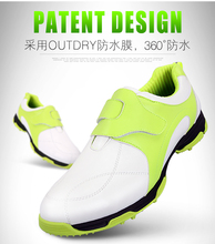 2017 Men's Rubber Golf Shoes