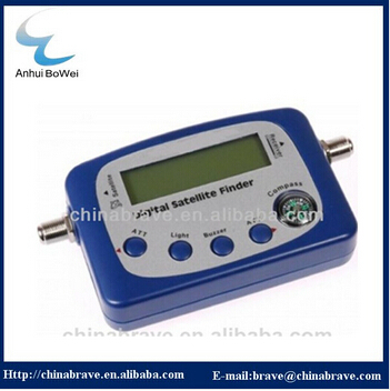 digital satellite finder satfinder hd meter