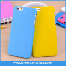Latest arrival custom design rubber mobile phone cover wholesale