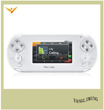 Smart wifi game players with game controller tablet games free download touch screen mp5 player