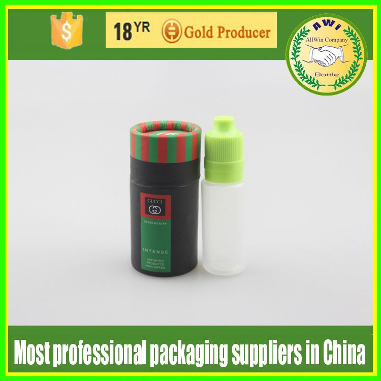 custom perfume can for package oil glass dropper