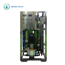 Enhanced service life reverse osmosis of household water purificstion for food industry