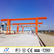 professional manufacture mobile gantry crane 10t for sale in dubai