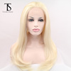 best selling double drawn synthetic lace front wigs