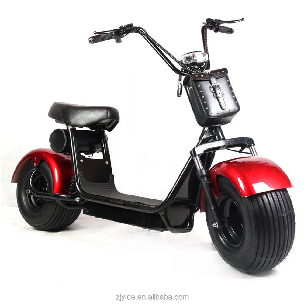 2018 Hot Selling Hot Electric Scooter 1000w Citycoco Scooter Hot Electric Motorcycle For EU&US Market
