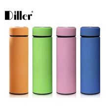 Wholesale stainless steel thermos glass refill vacuum flask with high quality and low price 500ML