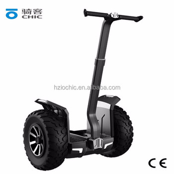 Chic Cross Reliable quality Hot sale standing 2 wheel electric scooter 500w