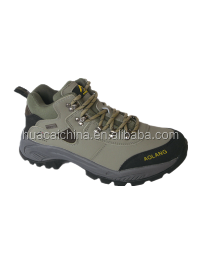 suede leather petrol resistant soft sole safety shoes OEM