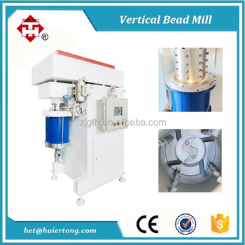 DCD200 printing ink making machine, high flow bead mill
