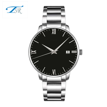 TSR shenzhen hot sale high quality watch sapphire crystal stainless steel watches for men