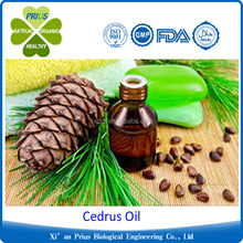 100% pure natural Cedarwood Oil Cedrus Oil Cedrus Atlantica Oil