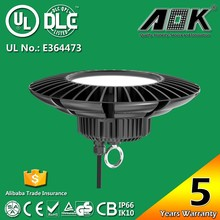AOK-100W C-tick CE EMC GS LVD RoHS UL Energy Star Approval Ip65 LED Industrial High Bay Lighting