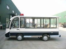china electric mini bus/car electric tram for sale with aluminum hard door,EG6088KF