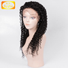 100% Virgin Indian Temple Hair Full Lace Wig