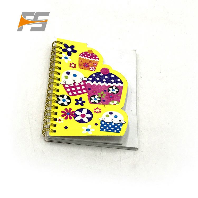 Colorful Customized B4 Size Notebook