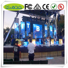outdoor&indoor flexible stage used full color soft led curtain p10 ir led board p4 indoor led video wall