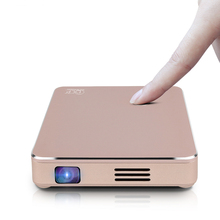 2018 Newest Mini DLP projector protable 1080p led projector for home beamer