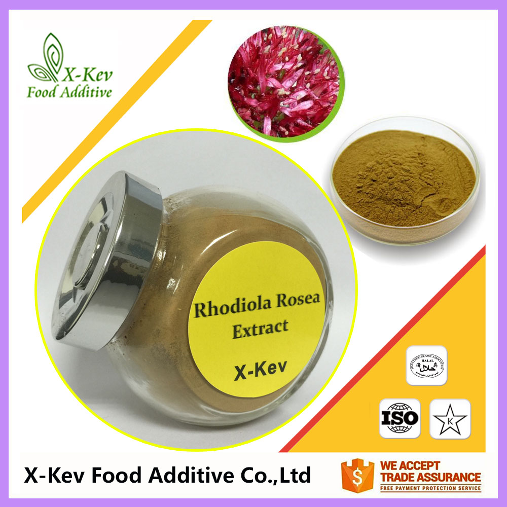 Rhodioloside Rhodiola Rosea Powder Extract In Bulk