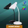 Reading flip touch sensor led table lamp mini speaker with Dimmer Sensor