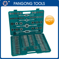 Tapping M2 - M18 Metric Tap and die Set Screw tap Set Especially for Fine Threads