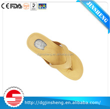 2015 Men indoor shoes for foot massage and pain relieve