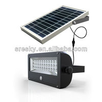 China Hot Sale Led Outdoor 5W Solar Wall Lamp Night Light