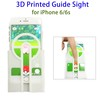 Pokemon Go Phone Case, 3D Printed Guide Sight Pokemon Aimer for iPhone 6,for iPhone 6s