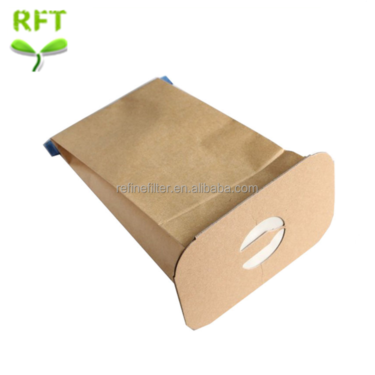 Electrolux Style C Brown paper filter Bags for Aerus/electrolux vacuum cleaners