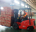 Nissan Engine-Powered 3ton Forklift Truck