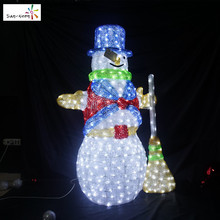 Christmas slogan holiday time lights standing snowman