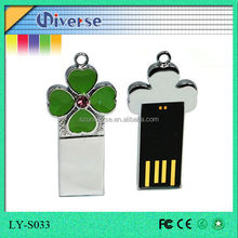 Superior quality lucky grass usb flash drive chip