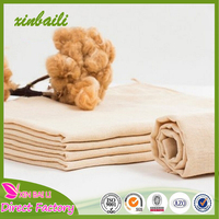 100% Organic cotton pampers baby towel from baby product companies china