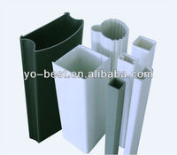 Extrusion plastic casing pvc cover
