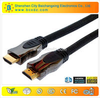 10m hdmi cable can support 3D ,4K ,PS3 AND with 24K gold plated connect and high quality and cheap