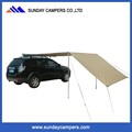 Outfitter outdoor canvas camping car side awning made in China