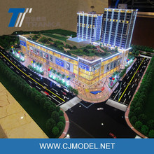 High quality miniature building scale models , Architectural model making