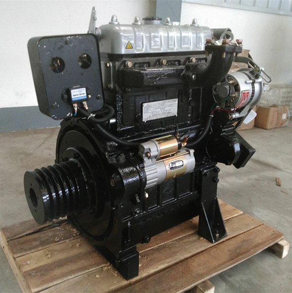 common rail engine generator 20kw used 3 cylinder diesel engine