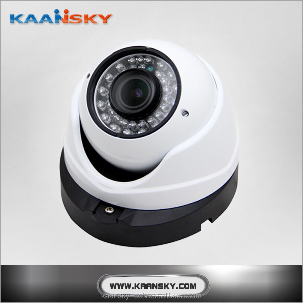 hot sale Hikvision technology 600TVL Sony effio-e CCD IR DOME outdoor camera