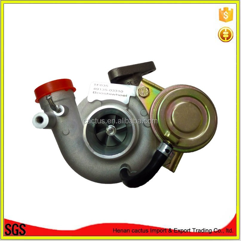 <strong>Engine</strong> wholesale turbo kits Parts 4m40 TF035 49135-03101 49135-03310 oem turbocharger for 4M40 turbocharger