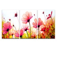 Wall Pictures Flower Art Paintings for living room