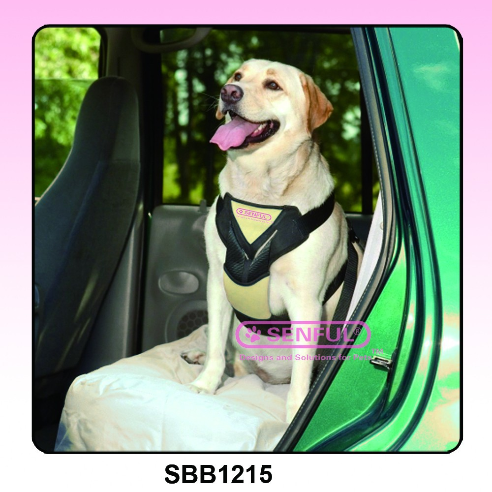 Security product car pet products pet harness