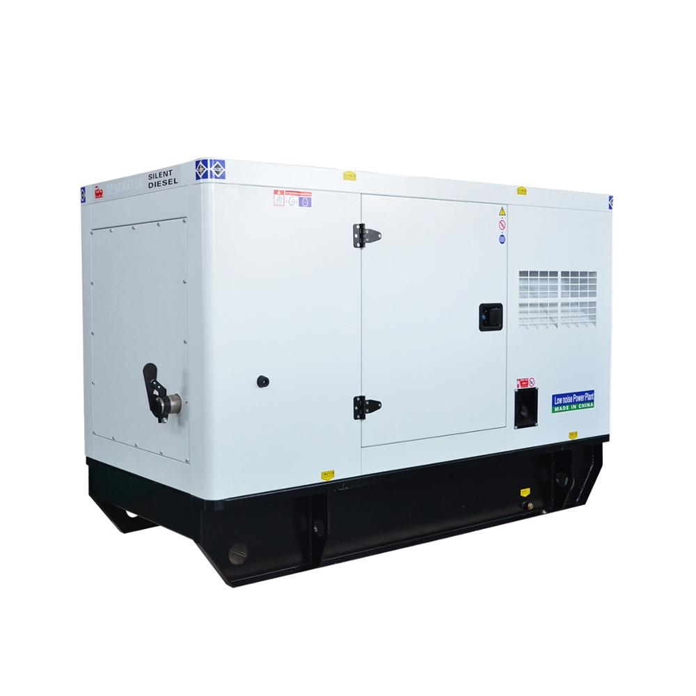 100kva soundproof <strong>diesel</strong> generator 80kw electric generator with Cummins 6BT5.9-G2 engine