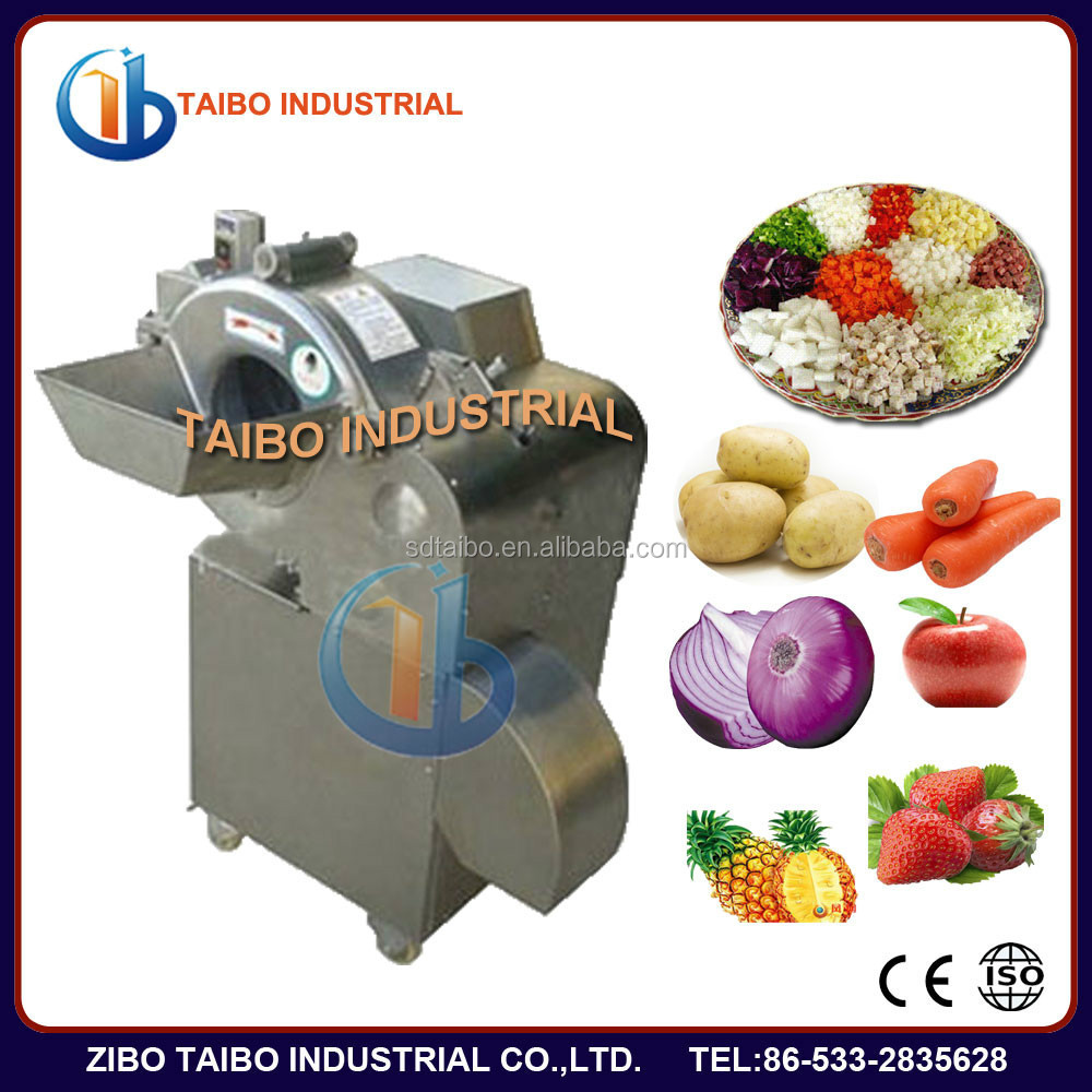 Multifuction industrial vegetable and fruit Dicer